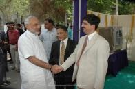 Amardeep Inauguration - May 2005