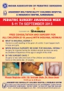 Pediatric Surgery awareness week at Amardeep Hospital