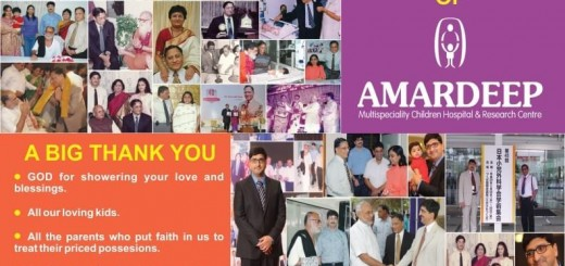 Completion of 10 Years of Amardeep Children Hospital